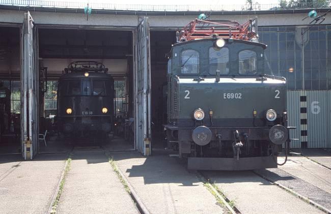 De Ausserfernbahn 1 Kempten Reutte Garmisch